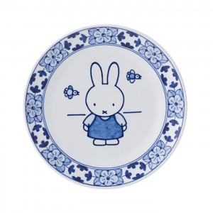 Plate Miffy (handpainted)