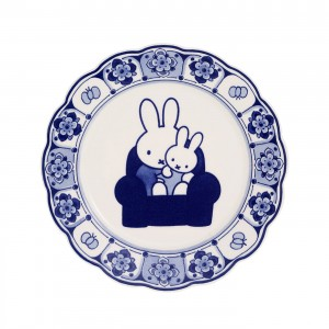 Plate Miffy